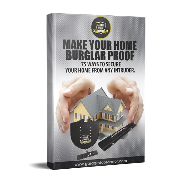 Make Your Home Burglar Proof E-Book