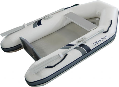 Highfield Roll-Up Air Deck Boats
