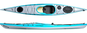 Current Designs VISION 140 HYBRID w/skeg
