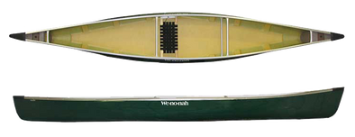 "Wenonah 'WILDERNESS"" Solo Canoe"