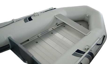 Highfield AL Aluminum Floor Roll-up Boats