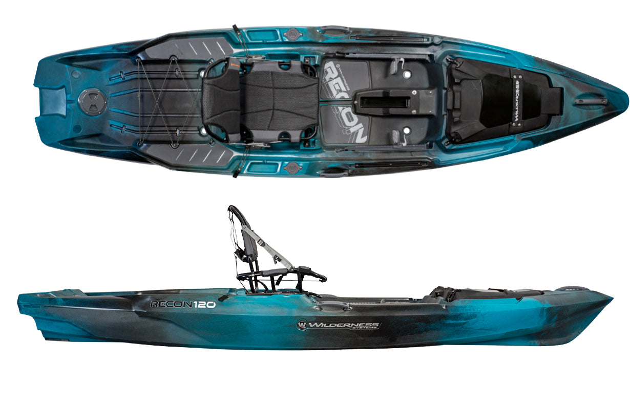 Wilderness Systems RECON 120 – Offshore Marine