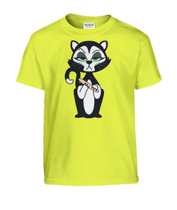 Tee - Kids - Acetone Alley Cat