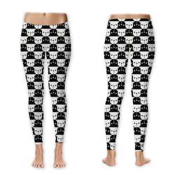 Leggings - Abstract Pets