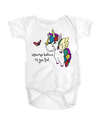 Infant Onesie - Believe