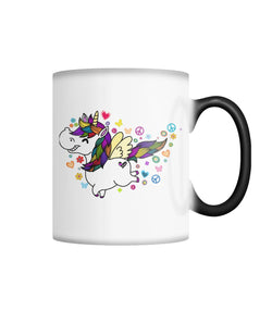 Color Changing Coffee Mug - Frolic Color Changing Mug