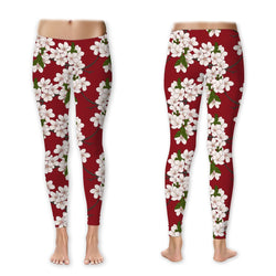Leggings - Cherry Blossoms
