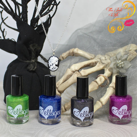 4 piece Grave Proposal Collection