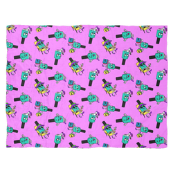 Fleece Blanket - Penelope Polish - Small