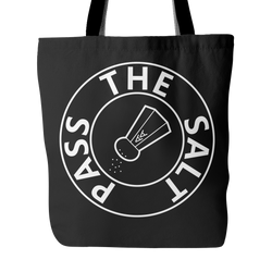Tote Bag - Pass The Salt