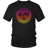 Hoodie or Tee - Why Is The Rum Gone?