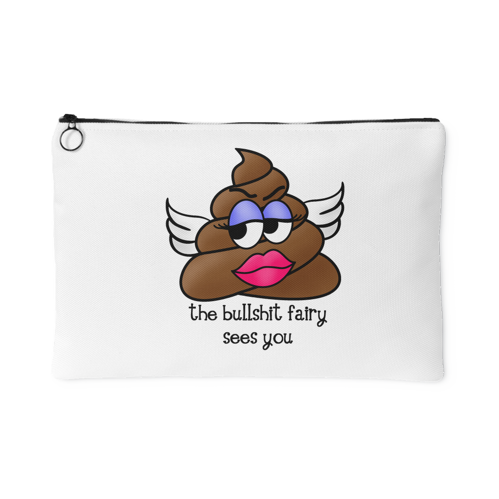 Zippered Costmetic Bag - BS Fairy