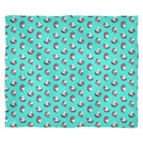 Fleece Blanket - Percy the Unicorn - Medium