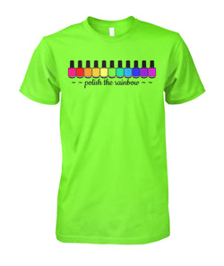 Tee - Classic - Polish The Rainbow