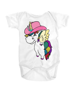 Infant Onesie - Cowboy Percy