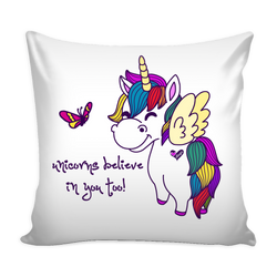 Pillow Cover - Believe