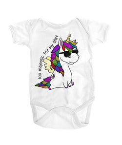 Infant Onesie - Majestic