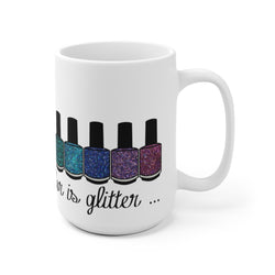 Mug - My Favorite Color is Glitter