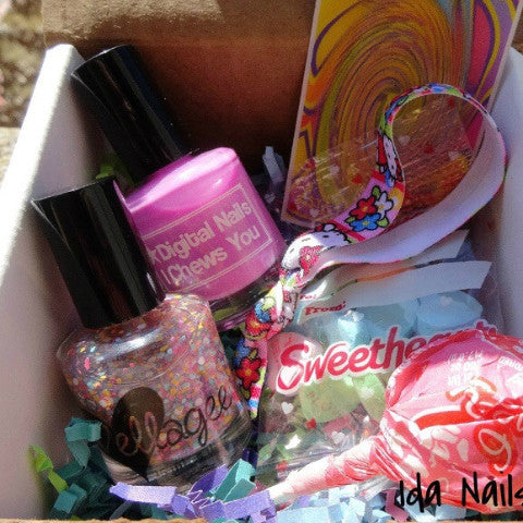 Half-Price Candy Day Box