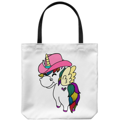 Tote Bag - Cowboy Percy