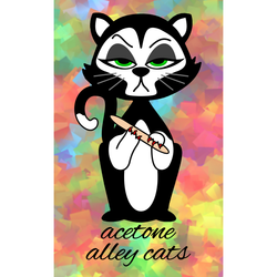 Magnet - Acetone Alley Cats