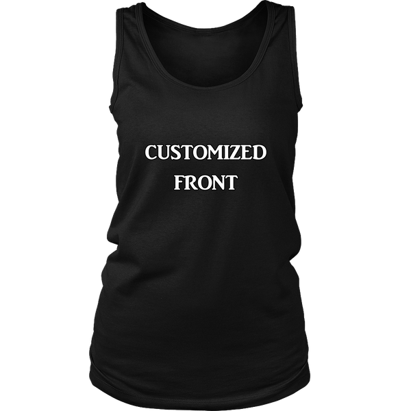 Customized Fitted Tank