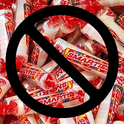 No Candy Please!