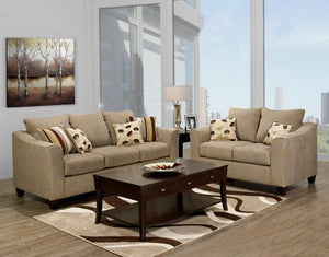 Flyer Sofa and Loveseat
