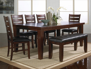 Bardstown Cappuccino Dining Set