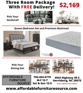 Premium Three Room Package Deal
