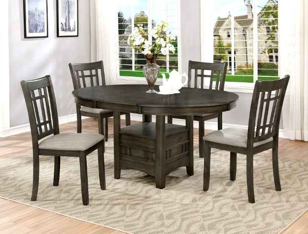 Hartwell Grey Dining Set