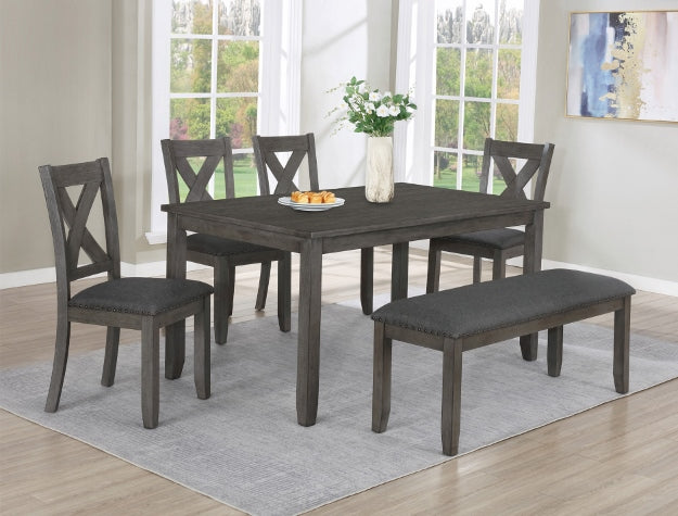 Fave Grey Dining Set