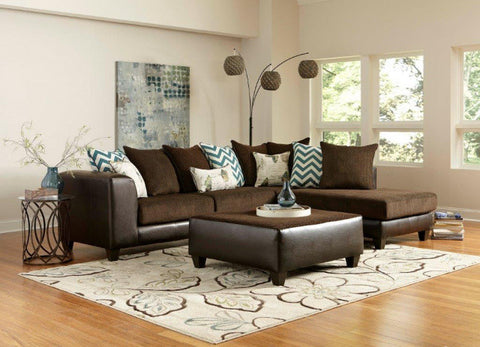 Chevron Sectional