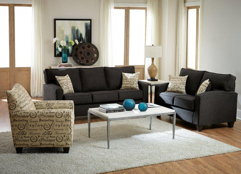 Teahouse Sofa and Loveseat