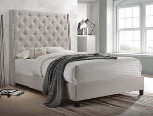 Chant Ivory Bed