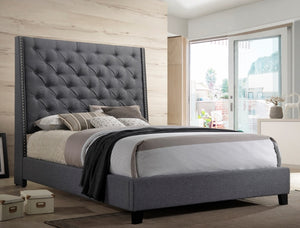Chant Grey Bed
