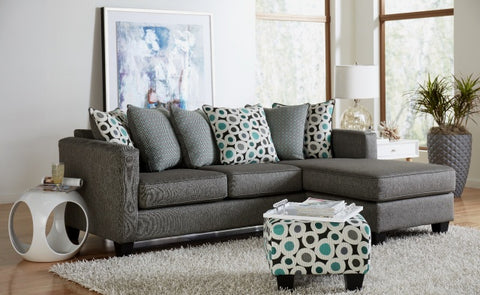 Booyah Sofa/Sectional with Chaise
