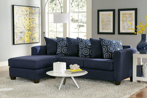 Lively Sofa/Sectional with Chaise
