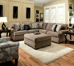Macy Sectional Pewter