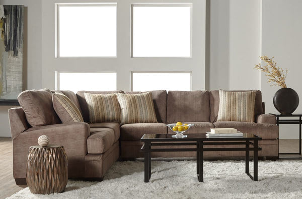 Smoothie Gray Sectional