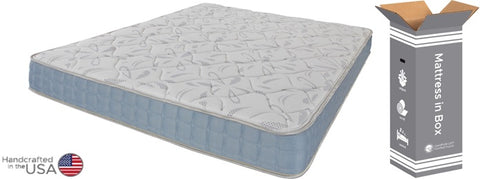 CLEARANCE 8 Inch Hybrid Mattress in Box