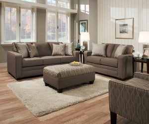 Marshall Sofa and Loveseat