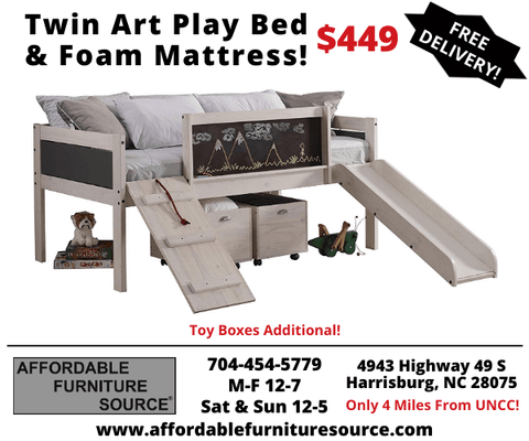 Art Play Bed Package Deal