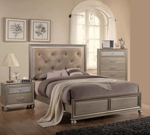 Lila 3 Piece Bedroom Set