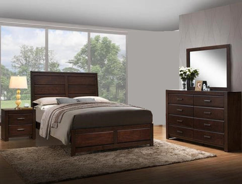 Cambridge 4 Piece Bedroom Set
