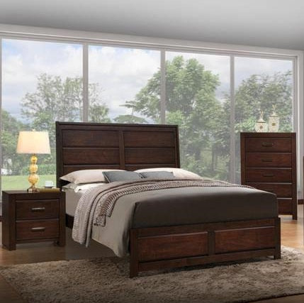 Cambridge 3 Piece Bedroom Set