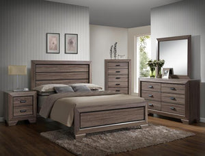Farrow 5 Piece Bedroom Set