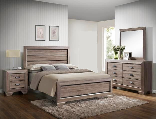 Farrow  Piece Bedroom Set  Affordable Furniture Source