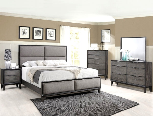 Florian 5 Piece Bedroom Set