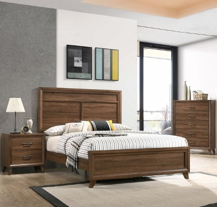 Darryl 3 Piece Bedroom Set